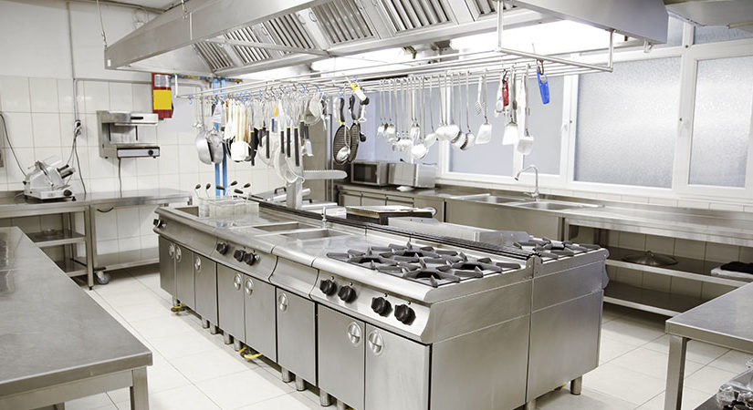 How are commercial appliances different from residential ones?