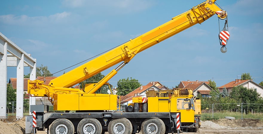 Image result for Things to Consider When Renting a Crane